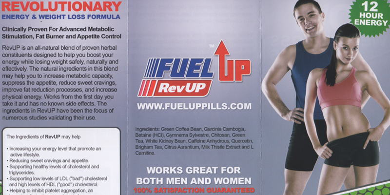 FuelUp RevUp